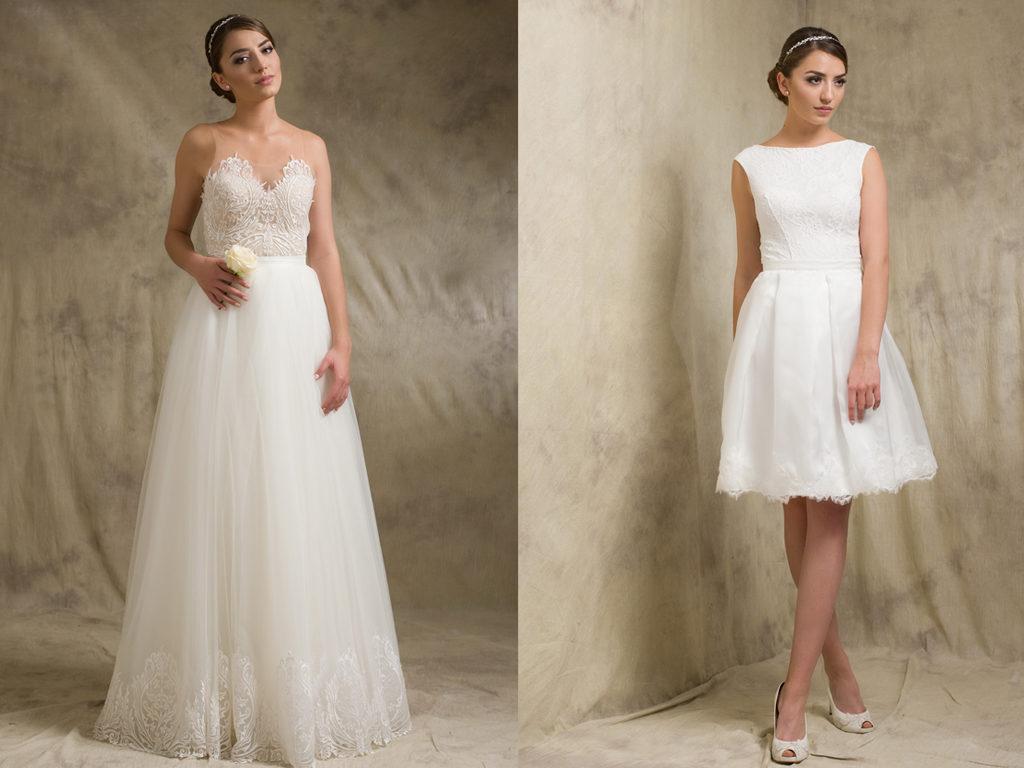 Zweiteiliges Brautkleid 03 1