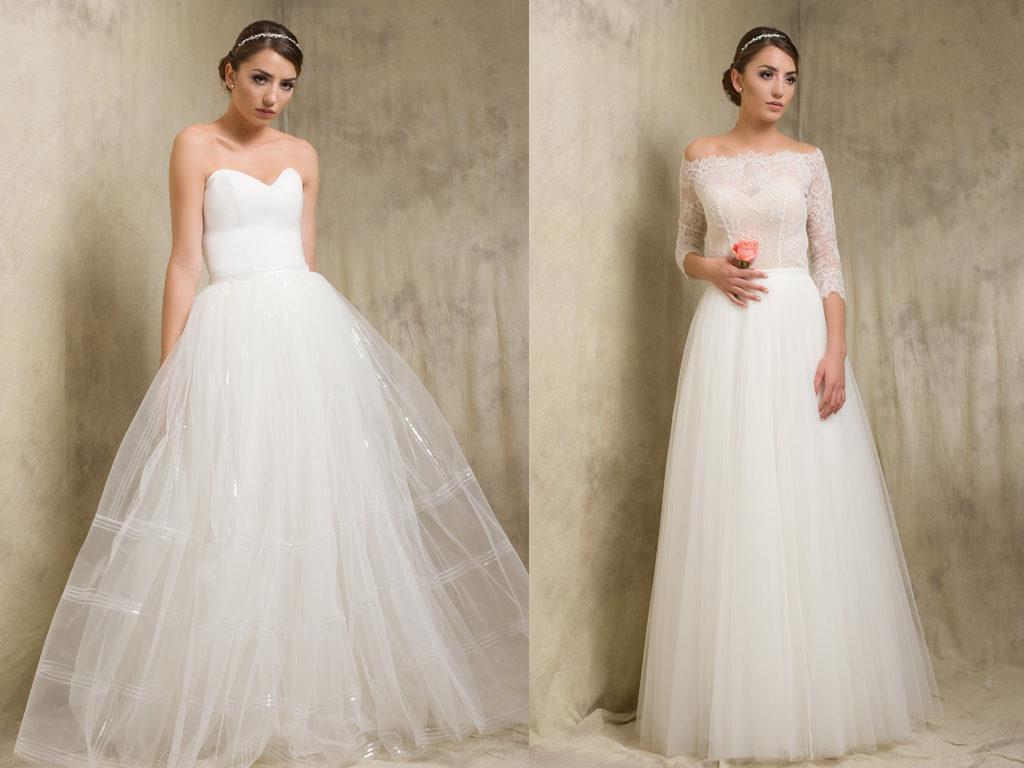 zweiteiliges Brautkleid 01 1